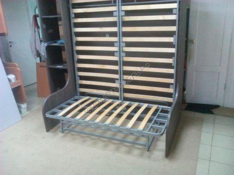 Механизм трансформации диван - шкаф-кровать StudioFlat 160*200 см