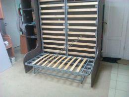 Механизм трансформации диван - шкаф-кровать StudioFlat 180*200 см