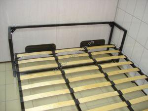 СМАРТБЕД 180F - двуспальная шкаф-кровать трансформер 180*200 см