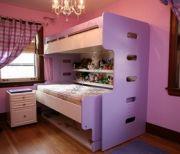 кровать детская для погодок